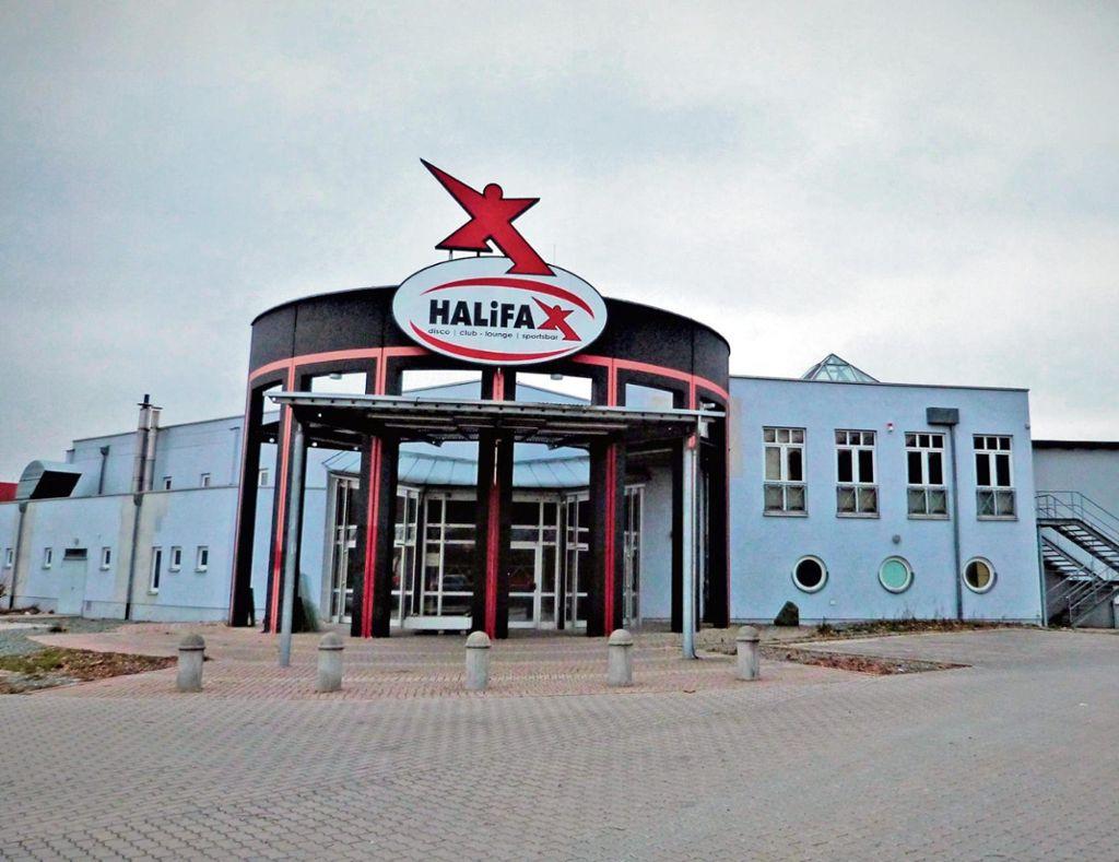 Himmelkron Halifax Aus Disco Wird Event Arena Kulmbach Frankenpost