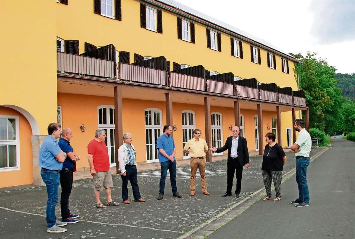 Puff aschaffenburg Caribbean Room,