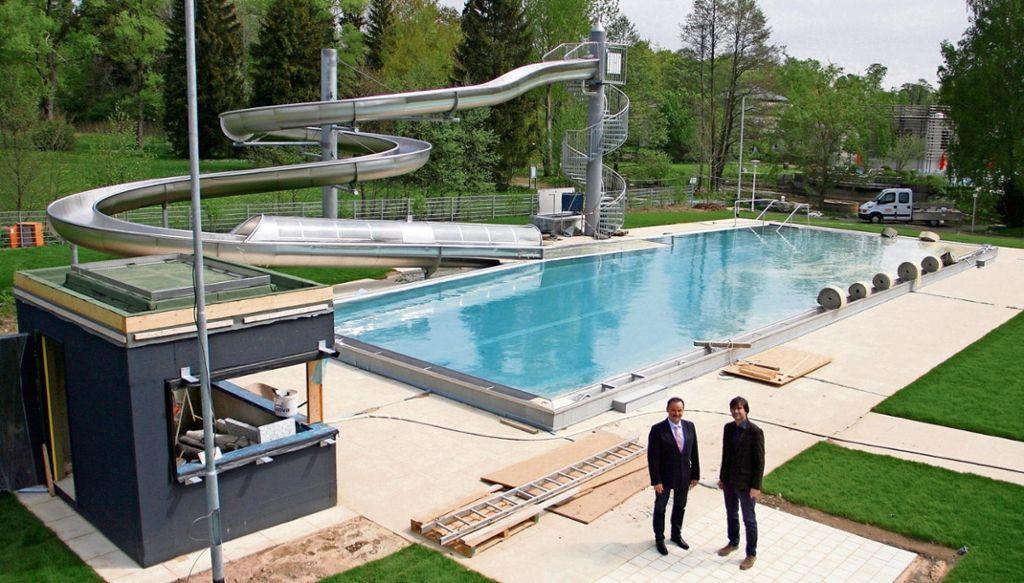 Bad Steben: Sicherheits-Checks vor dem ersten Badetag ...
