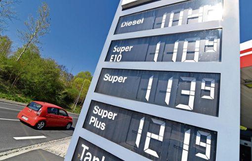 Dieselpreise In Regensburg